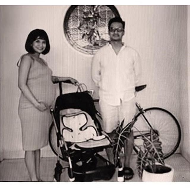 Belahan Jiwa Sapaan Pagi Vanessa Angel Kepada Bayi Mungilnya