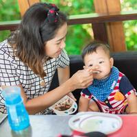 Tips menyiapkan MPASI untuk si kecil./Copyright shutterstock.com