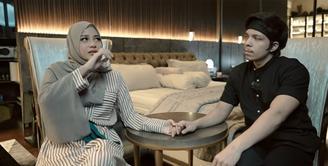 Aurel Hermansyah dan Atta Halilintar (Youtube/Atta Halilintar)