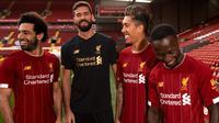 Jersey Liverpool untuk musim 2019-20. (dok. Liverpool FC)