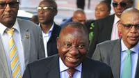 Presiden Afrika Selatan, Cyril Ramaphosa. (AP Photo)