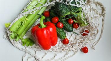 Sayuran Berwarna