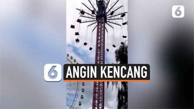 vertical angin