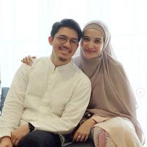 Zaskia Sungkar dan Irwansyah tetap bersykur meski belum dikaruniai momongan (Instagram/@zaskiasungkar15)
