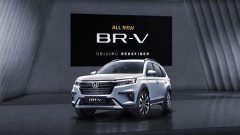 Harga All New Honda BR-V Diperkirakan Rp 260 Jutaan, Tahun Depan Baru Sampai ke Konsumen