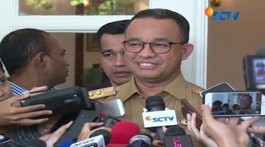 Gubernur DKI Jakarta Anies Baswedan merasa tak ada yang salah dengan pembiayaan Tim Gubernur Untuk Percepatan Pembangunan (TGUPP).