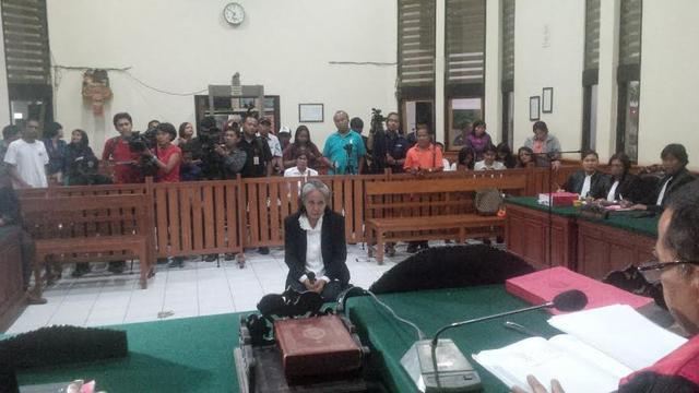 Menanti Ketukan Palu Hakim untuk Terdakwa Pembunuh Angeline