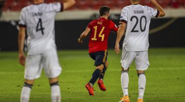 Hasil UEFA Nations League: Gaya Gagalkan Kemenangan Jerman atas Spanyol