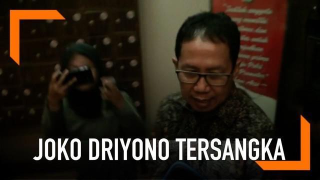 Plt Ketum PSSI Joko Driyono pagi ini mulai menjalani pemeriksaan sebagai tersangka di Polda Metro Jaya.