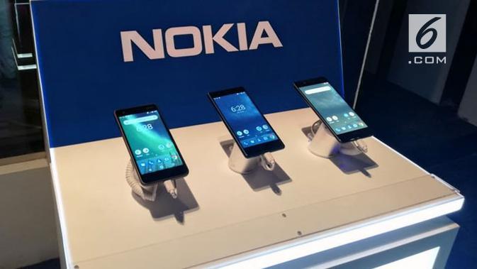 Deretan smartphone Nokia. Liputan6.com/ Andina Librianty#source%3Dgooglier%2Ecom#https%3A%2F%2Fgooglier%2Ecom%2Fpage%2F%2F10000
