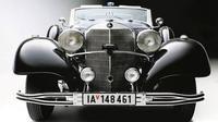 Mercedes-Benz 770 milik Adolf Hitler akan dilelang 17 Januari mendatang (express)