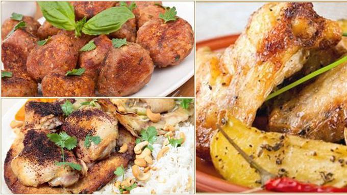 Resep Ayam Rendah Kalori - masakan mama mudah