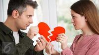 Ilustrasi perceraian (iStockphoto)
