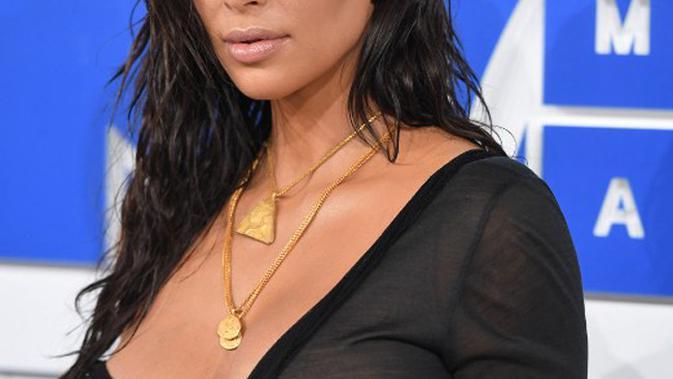 Berat Badan Turun Drastis dan Makin Seksi, Inilah Tips Diet Ala Kim Kardashian
