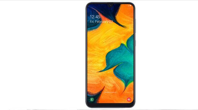 Samsung Galaxy A20 (sumber; Samsung)