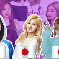 Siapa member idol K-Pop asal Jepang paling kawai? (Youtube)