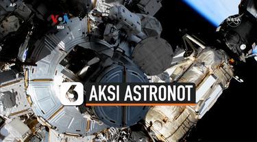 aksi astronot