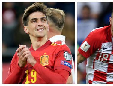 Foto Piala Eropa: 5 Striker yang Berpotensi Bikin Kejutan di Euro 2020, Ada Gerard Moreno Hingga Ante Rebic
