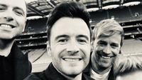 Westlife (Instagram/ westlife - https://www.instagram.com/p/BpCqLb2gRiE/)