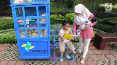 Kolecer, Perpustakaan Jalanan Penumbuh Budaya Literasi