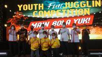 Sambut Piala Dunia U-20 2021, Kemenpora dan PSSI Gelar Kompetisi Juggling (Ist)