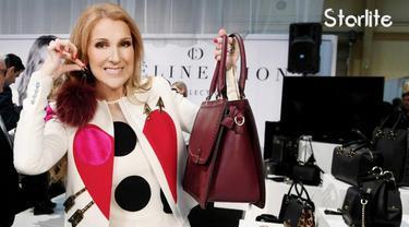 Jualan tas, penyanyi legendaris Celine Dion sudah tidak laku menyanyi? Cerita selengkapnya hanya di Starlite!