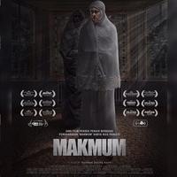 Poster Film Makmum (IG @deecompany)