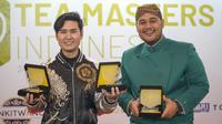 Teh Pitutur Ibu menjadi kunci kemenangan Cakra Virajati Tea Mixology di ajang Master Tea 2019. Ajang ini mengantarkan Cakra ke tingkat international mewakili Indonesia (Foto : Panitia Master tea cup 2019)