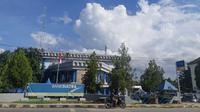 Kantor Bank Sulawesi Tenggara di Kendari.(Liputan6.com/Istimewa)