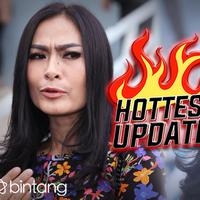 HL Hottest Update Iis Dahlia (Fotografer: Nurwahyunan/Bintang.com)