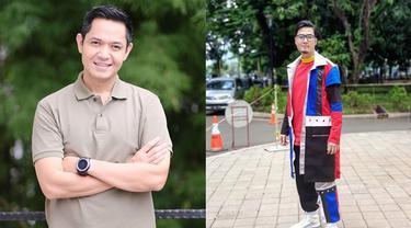 Potret 6 Selebriti Pria Masak saat 'Di Rumah Aja', Seru Banget