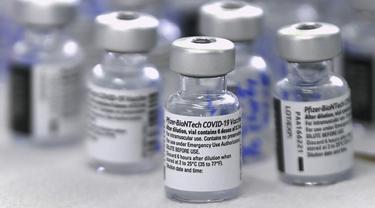 Vaksin COVID-19 Pfizer-BioNTech