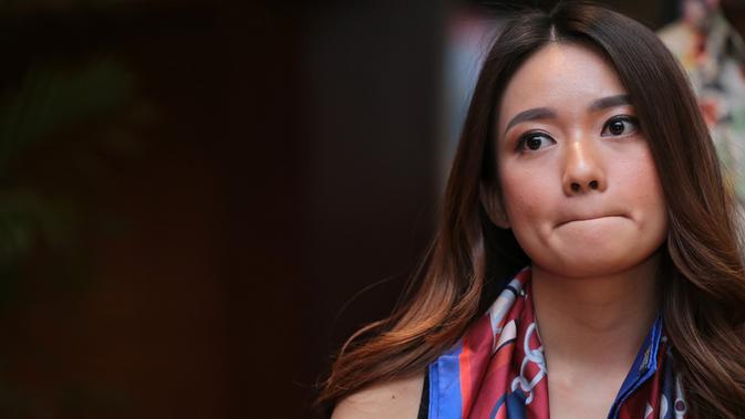 Istri Fendi Chow, Stella Cornelia Positif Covid-19