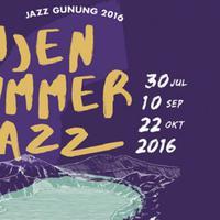 Bagi pecinta musik jazz, event Ijen Summer Jazz 2016 akan jadi suguhan istimewa.