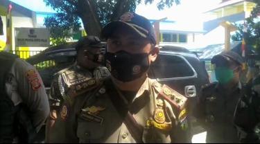 Kabid Linmas Satpol PP Palu, Muhammad Yusuf