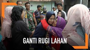 Preseden mengundang Nurhalimah wanita yang menemuinya saat peresmian tol Tans Sumatra. Nurhalimah memprotes proses pembebasan lahannya dalam pembangunan tol Trans sumatra
