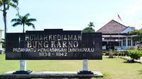 Rumah pengasingan Bung Karno di Bengkulu ternyata memiliki kisah mistis yang jarang diketahui publik (Liputan6.com/Yuliardi Hardjo)