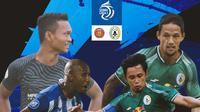 BRI Liga 1 - Duel Antarlini - Persiraja Banda Aceh Vs PSS Sleman (Bola.com/Adreanus Titus)