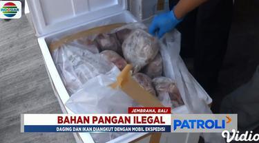 Selain melanggar kelayakan angkutan khusus daging dan ikan, pemilik juga tidak bisa menunjukan dokumen yang sah terkait angkutan pangan.