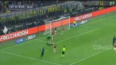 Laga Derby della Madonnina edisi ke-162 di Serie A yang mempertemukan Inter Milan kontra AC Milan berkesudahan dengan skor kacamata, 0-0