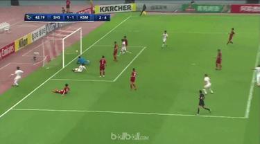 Berita video penyelamatan luar biasa kiper Kashima Antlers saat menghadapi Shanghai SIPG di Liga Champions Asia 2018. This video presented by BallBall.