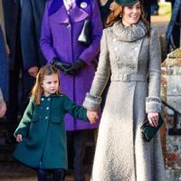 Apa yang membuat Kate Middleton menyesal mengenakan pakaian Natal kemarin? (Foto: instagram/the_dallas_eye)