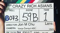 Karakter Astrid yang duperankan Gemma Chan dalam film Crazy Rich Asians menarik perhatian tersendiri. Simak gayanya berikut ini. (Foto: Gemma_Chan/Instagram)