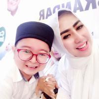 Ryani Dewi dan Daus Mini (Liputan6.com/Surya Hadiansyah)