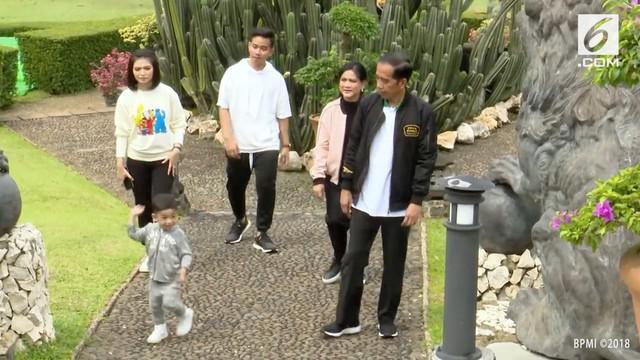 Presiden Joko Widodo dan keluarga dengan terbuka mengakui besarnya peran media dalam membesarkan nama mereka.