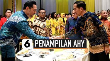 Agus Harimurti Yudhoyono atau AHY mencuri perhatian publik lantaran wajahnya kini tampak berjenggot dan berkumis tipis. Penampilan baru AHY ini dianggap semakin berwibawa dan berkarisma.