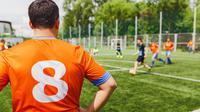 Ilustrasi sepakbola (Foto:Shutterstock)