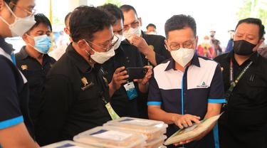 Menteri Pertanian Dorong Beras Porang Shirataki Madiun Bersaing di Pasar Global