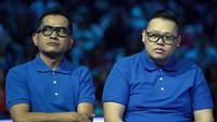 Farid Aja dan Reza Bukan (Deki Prayoga/bintang.com)