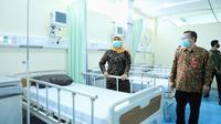 Gubernur Khofifah Resmikan IGD Penyakit Menular RSUD Dr. Soetomo; Pertama di Indonesia.